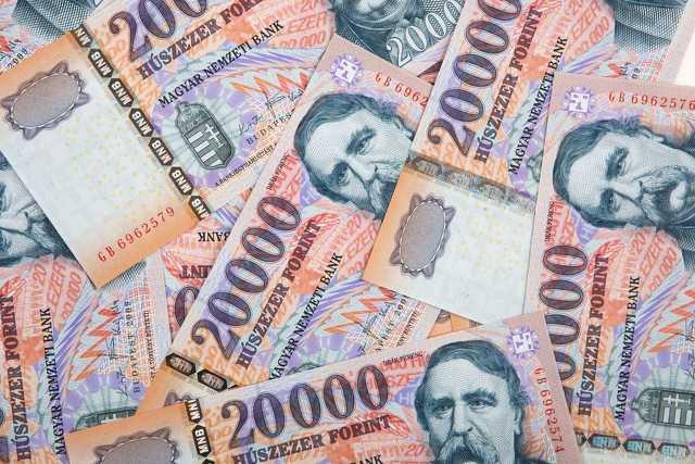 húszezer forint bankjegy