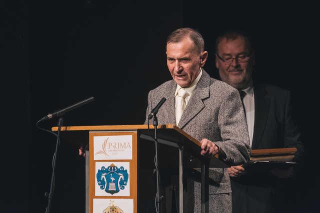 Vasi Prima díjátadó 2016