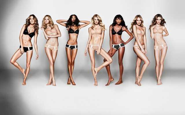 Victoria's Secret modellek