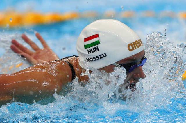 Hosszú Katinka a 2016-os riói olimpián