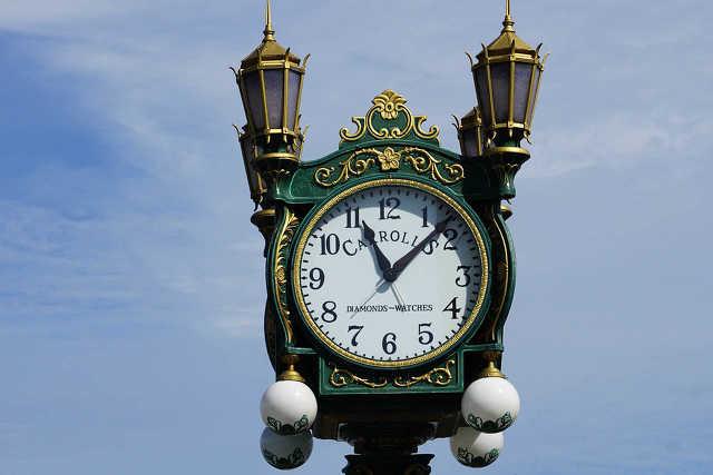 Idő és óra