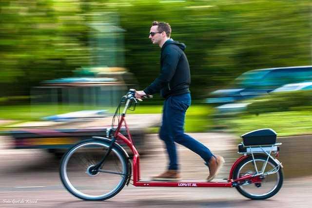 Futópados bicikli