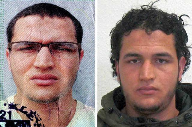 Anis Amri, a berlini terrortámadás gyanúsítottja