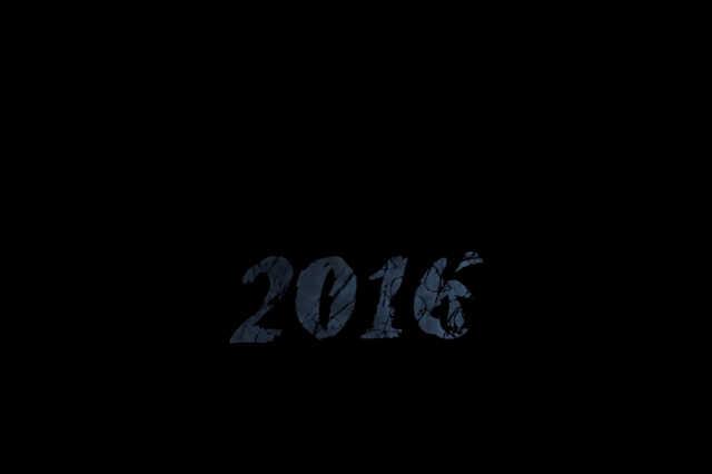 2016 horror