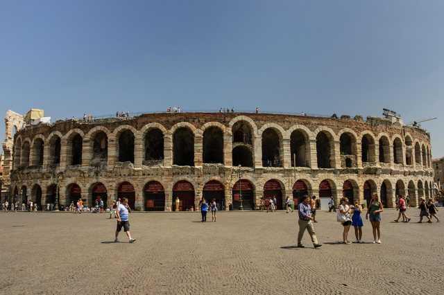 Róma, Kolosszeum