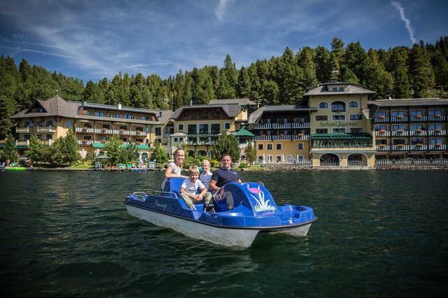 Az ausztriai Romantik Seehotel Jaegerwirt szálloda