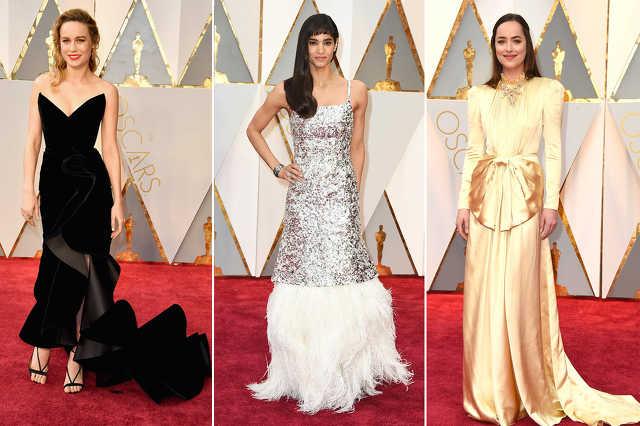 Oscar ruhák