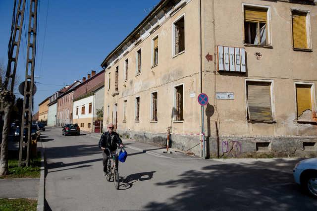Szellemhotel Szentgotthárdon