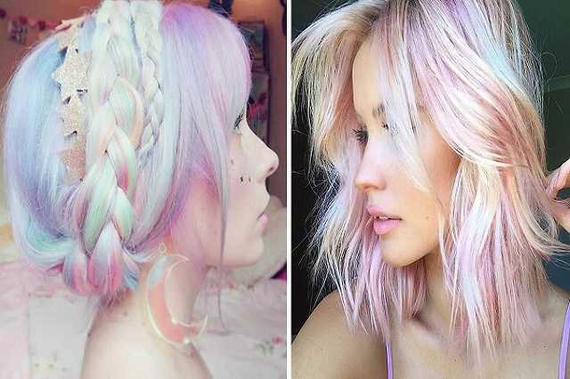 Holografikus frizura