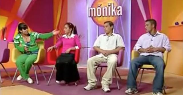 Mónika show