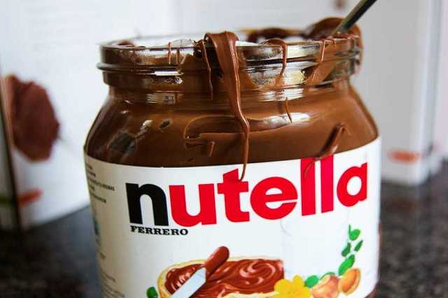 Nutella Cafe