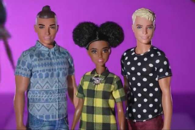 új barbie