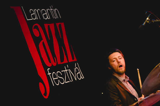 Agostino Di Giorgio Organ Trio a Lamantin Jazz Fesztiválon a Krúdy Klubban