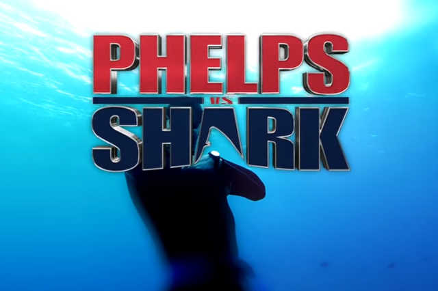 Phelp Vs. Shark