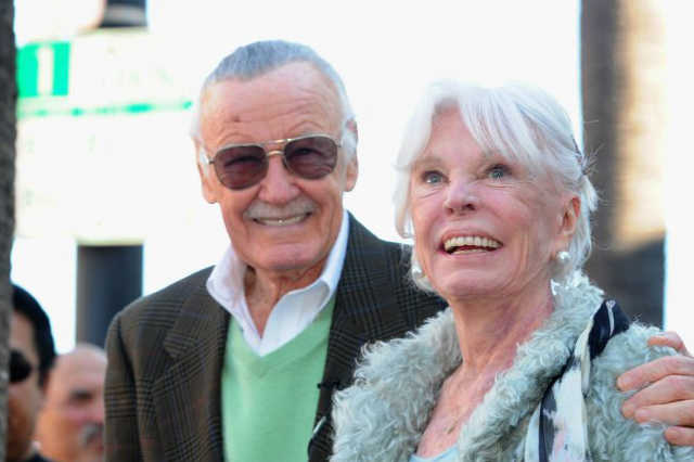 Stan és Joan Lee