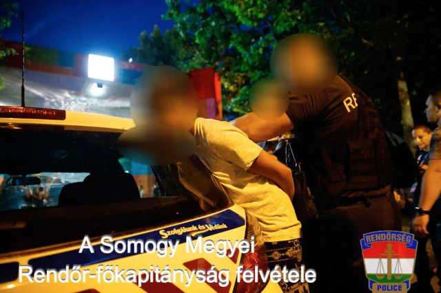 Elfogták a Balaton Sound paprikasprés támadóit