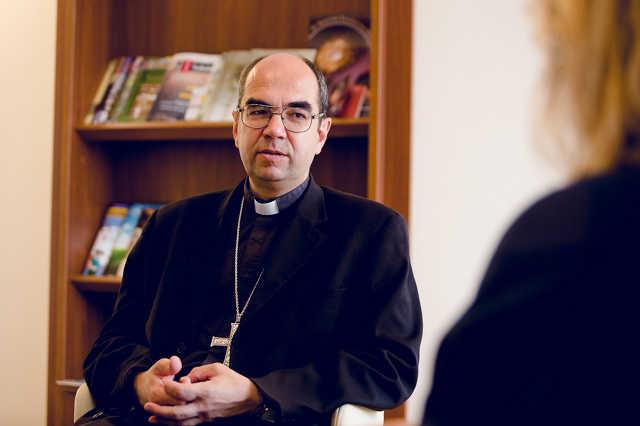 Székely János szombathelyi megyéspüspök