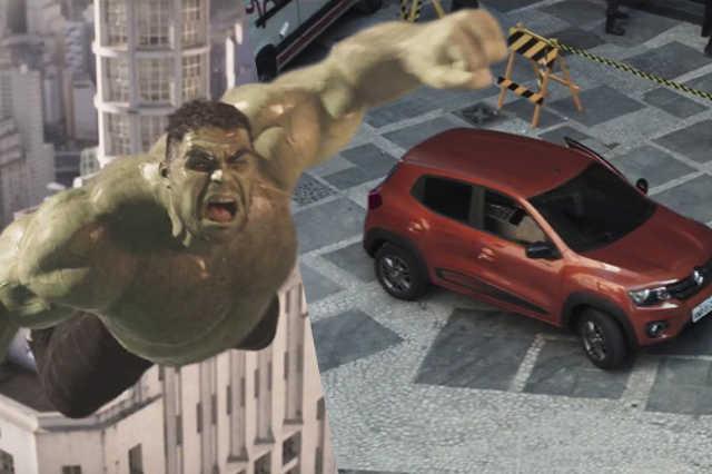 Hulk & Renault
