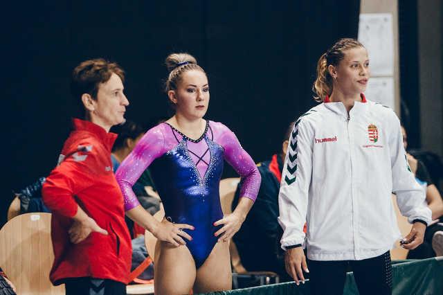 Dévai Boglárka ezüstérmet szerzett a Torna Challenge Világkupán