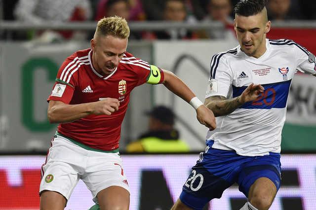 Magyarország - Feröer-szigetek 1:0