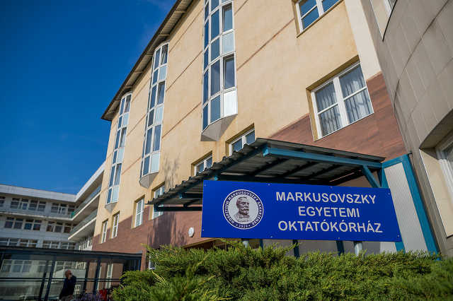 Markusovszky kórház