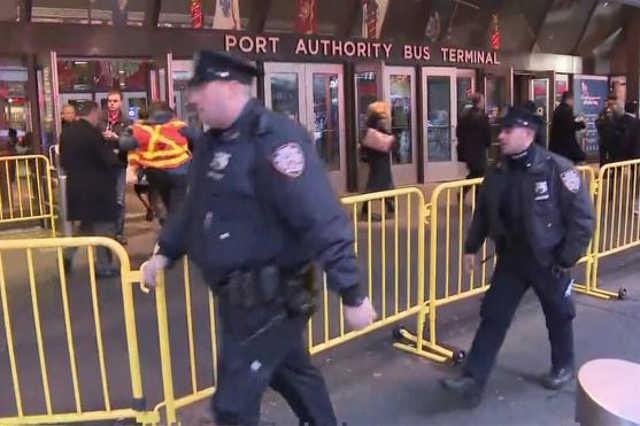 Port Authority buszpályaudvar