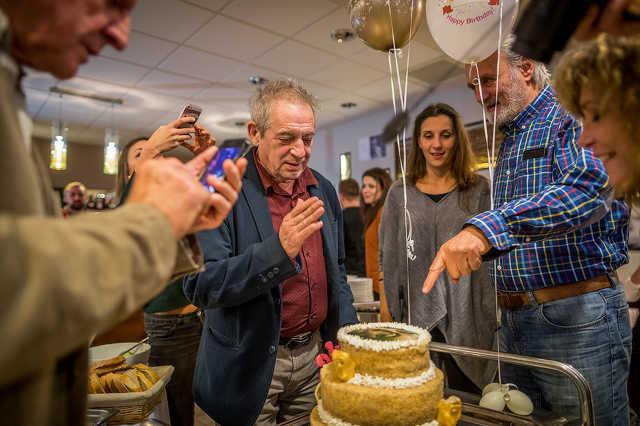 Jordán Tamás 75 éves