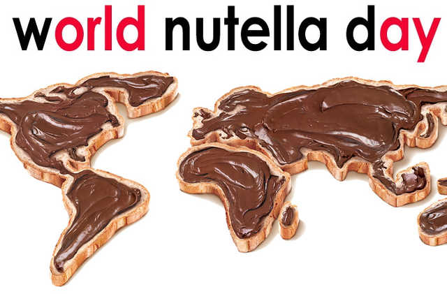 Nutella világnap