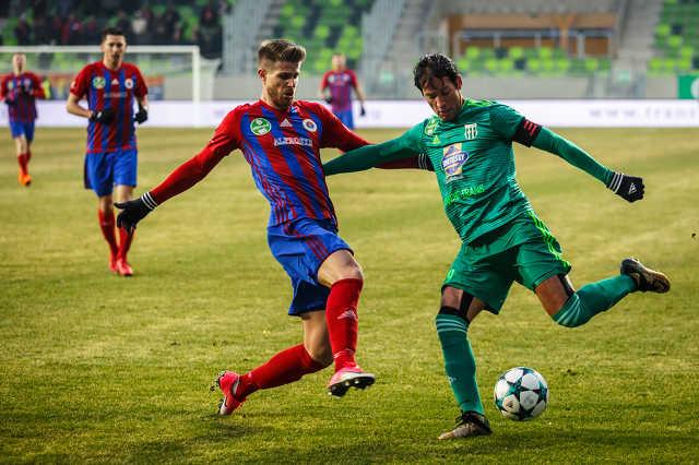 Szombathelyi Swietelsky-Haladás - Vasas FC