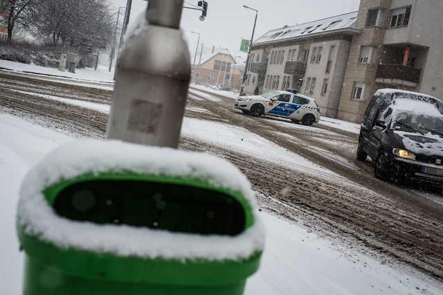Havazás Szombathely március 6-án