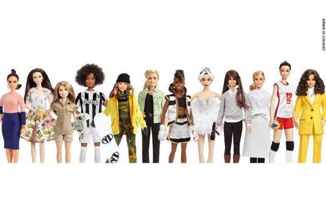 A Barbie meglepetése nőnap alkalmából