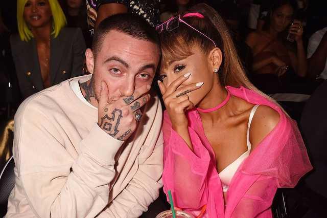 Ariana Grande és Mac Miller