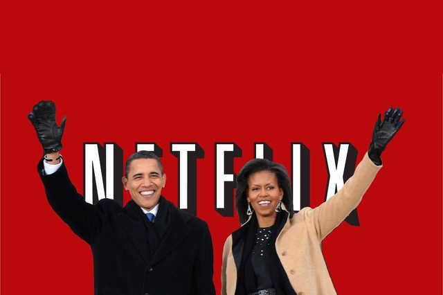 Obamáék a Netflixen