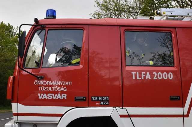 Vasvári tűzoltók