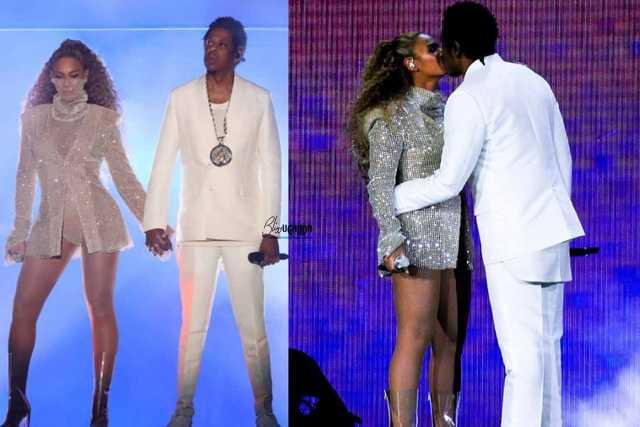Beyoncé és Jay-Z esküvője