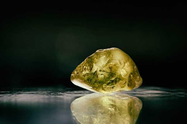 Olivin kristály