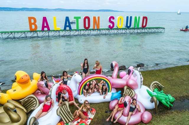 Balaton Sound szombat