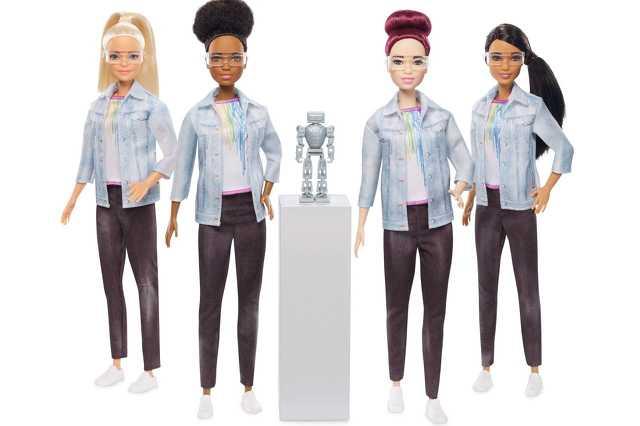 Mérnök Barbie