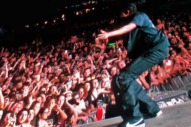 Kendrick Lamar a Szigeten