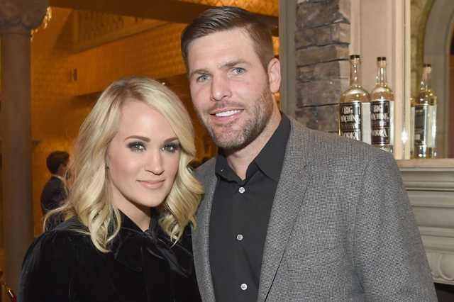 Carrie Underwood és Mike Fisher