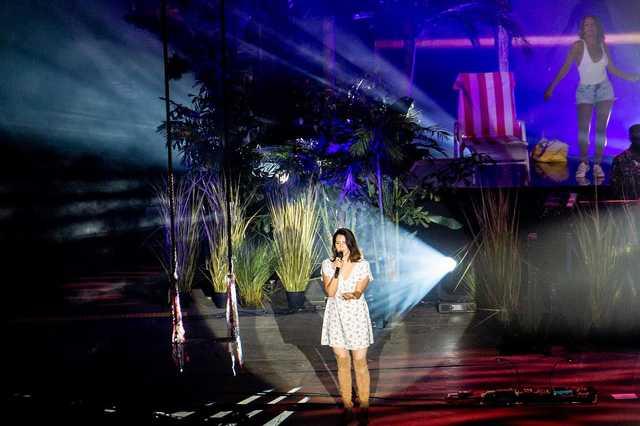 A Gorillaz és Lana del Rey is megmutatta, hogy kell healinerként zenélni