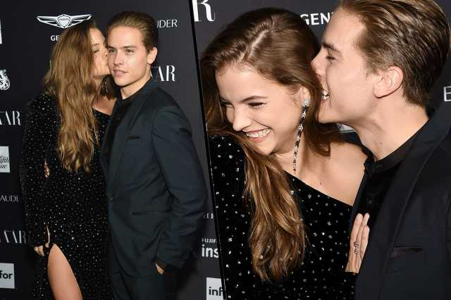 Palvin Barbi & Dylan Sprouse