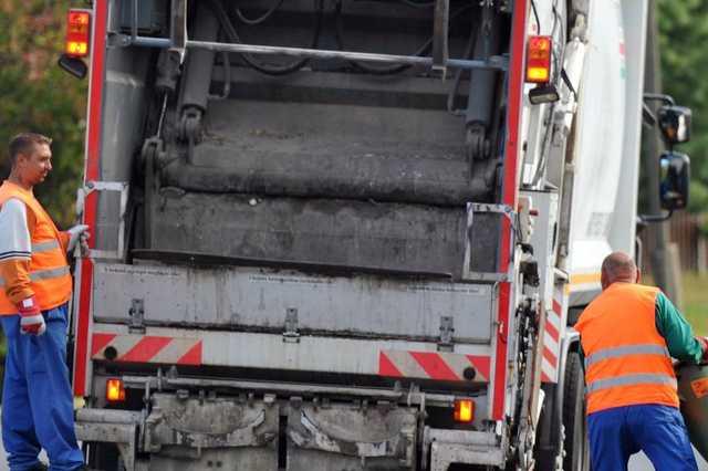kukásautó, hulladékszállítás