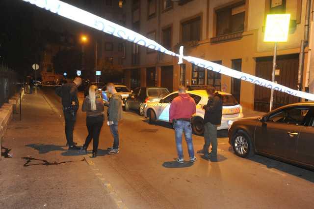 Lövöldözés a Józsefvárosban