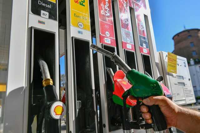 Üzemanyagok egységes jelölése (benzinkút)