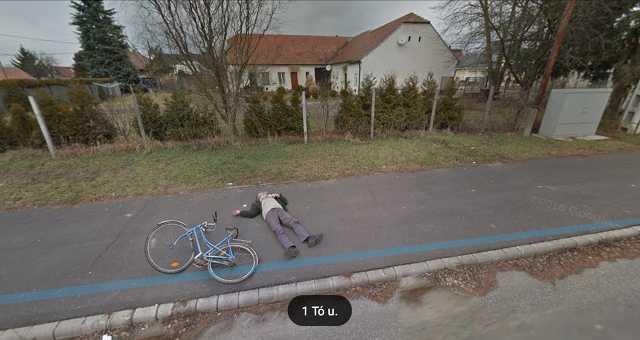 Csodálatos életképet örökített meg a Google Streetwiev Zalaegerszegen