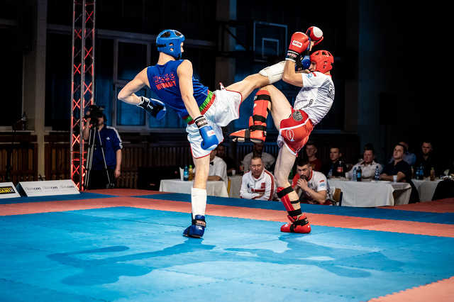 Szombathelyi siker a lengyel kick-box gálán