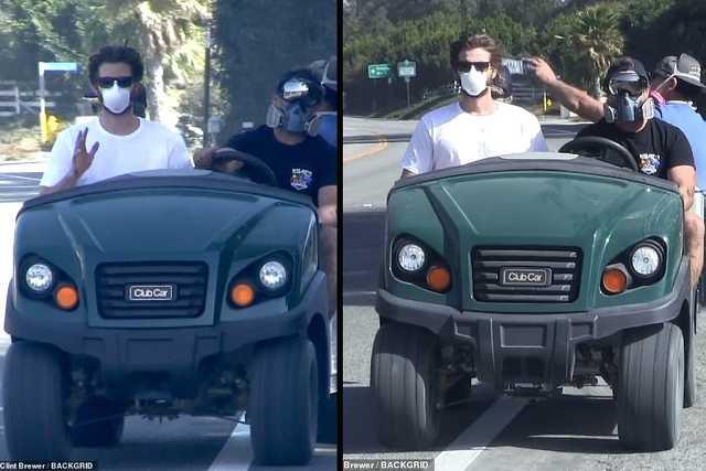 Liam és Luke Hemsworth