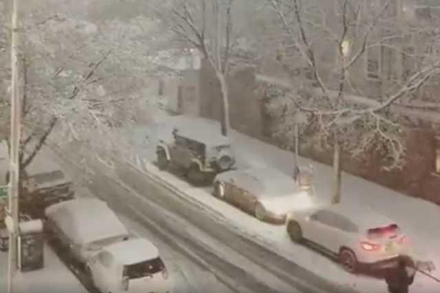 Havazás New Yorkban november 17-én