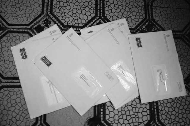 Nemzeti konzultációs borítékok